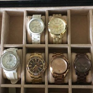 Womens Micheal kors watches